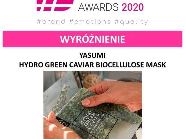 yasumi maska bioceluloza