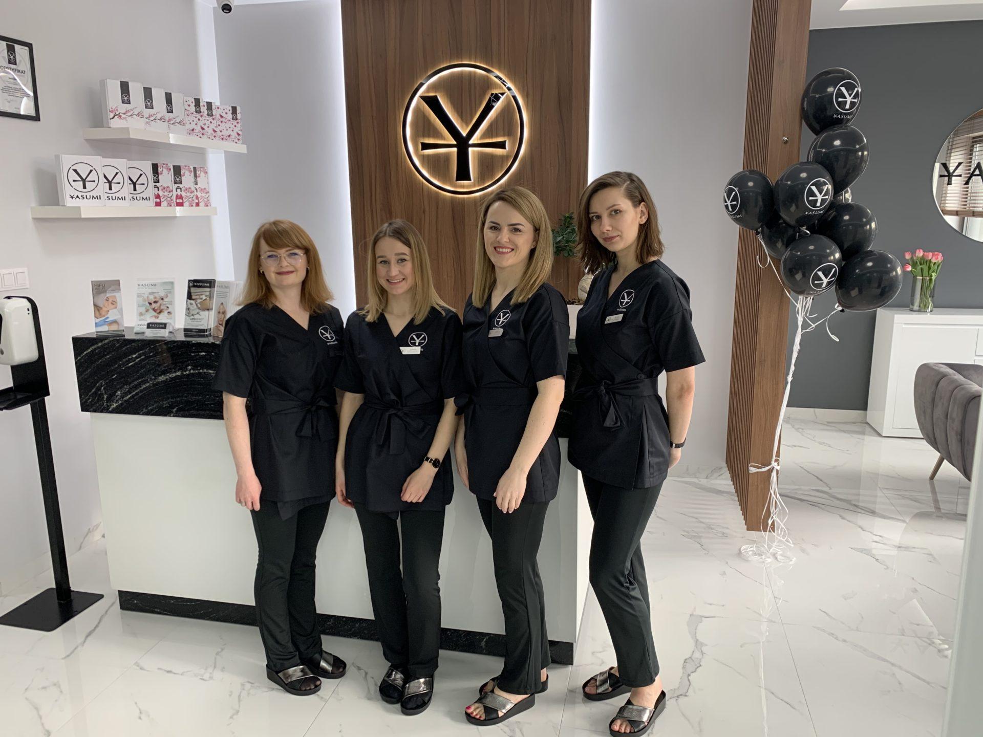 gabinet kosmetyczny Yasumi Wołomin